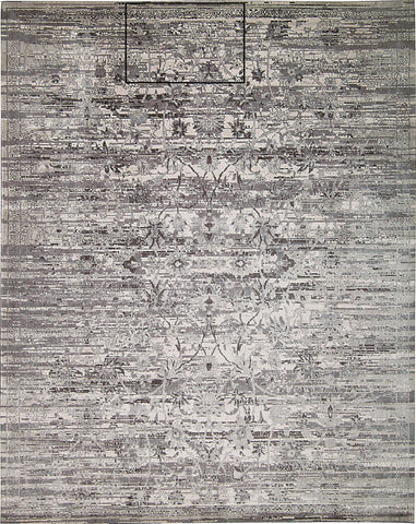 "Twilight Silver Rug - 8'6"" x 11'6"" Large"