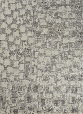 "Twilight Cream Rug - 7 Size Options Rugs Nourison 2'3"" x 3' Mat"