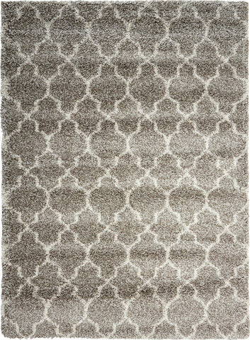 Amore Stone Shag Rug - 12 Size and Shape Options