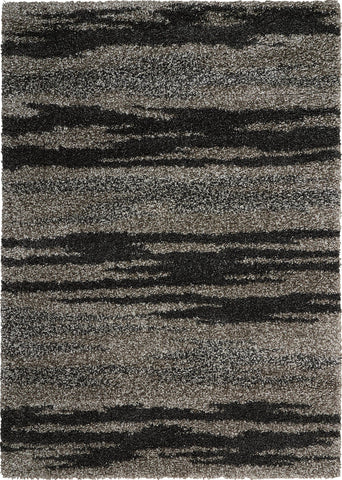 "Nourison Amore Marble Shag Area Rug 3'11"" x 5'11"""