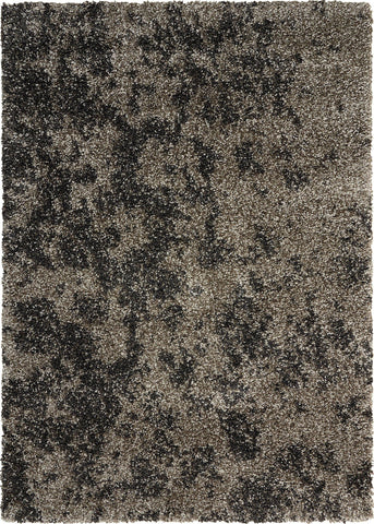 "Amore Granite Shag Rug - 3 Size Options Rugs Nourison 3'11"" x 5'11"""