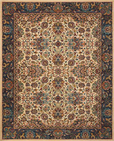 2020 Ivory Rug - 12 Size and Shape Options