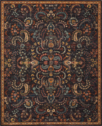 2020 Night Fall Rug - 12 Size and Shape Options