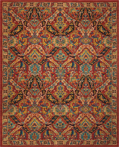 2020 Terracotta Rug - 12 Size and Shape Options