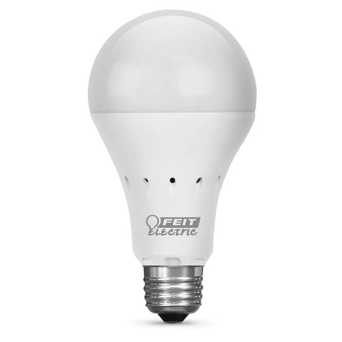 LED Battery Backup A19 Bulb - 2700K