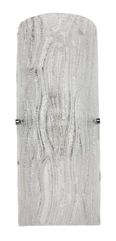 Brilliance 2-Lt Sconce - Chrome Wall Varaluz