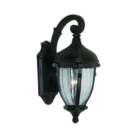 "Anapolis 18""h Oil Rubbed Bronze Outdoor Wall Light"