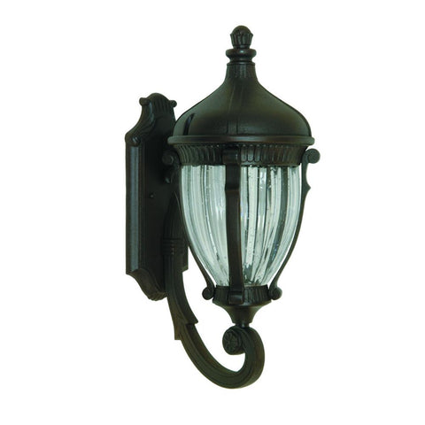 "Anapolis 22""h Oil Rubbed Bronze Outdoor Wall Light"