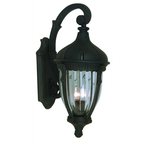 "Anapolis 26.5""h Oil Rubbed Bronze Outdoor Wall Light"