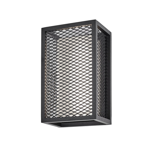 "Innovation 13.5""h Black Outdoor Wall Light"