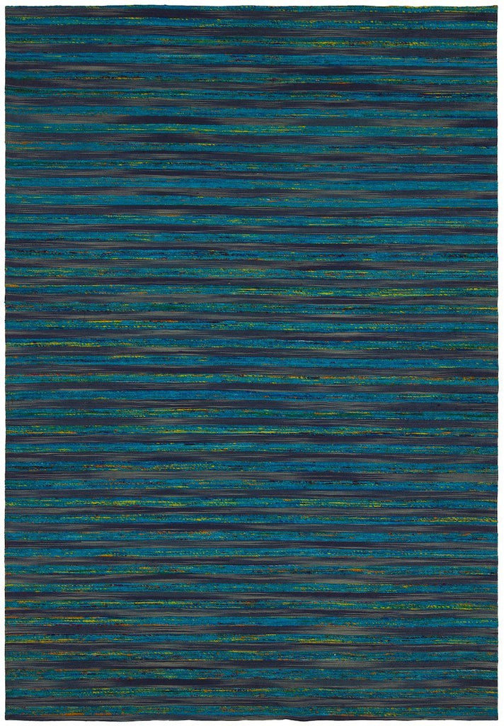 Aletta 27503 7'9x10'6 Blue Rug Rugs Chandra Rugs