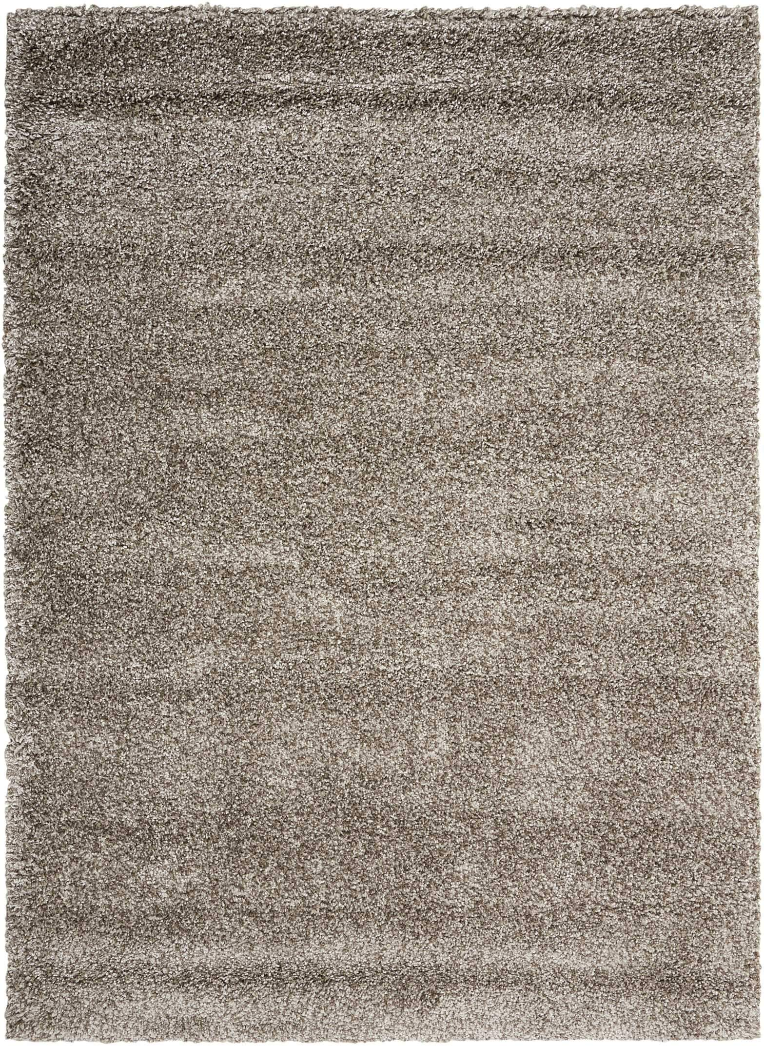 "Amore Stone Shag Area Rug 3'11"" x 5'11"" Rugs Nourison 3'11"" x 5'11"" Accent"