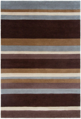 Antara 106 7'9x10'6 Brown Rug Rugs Chandra Rugs