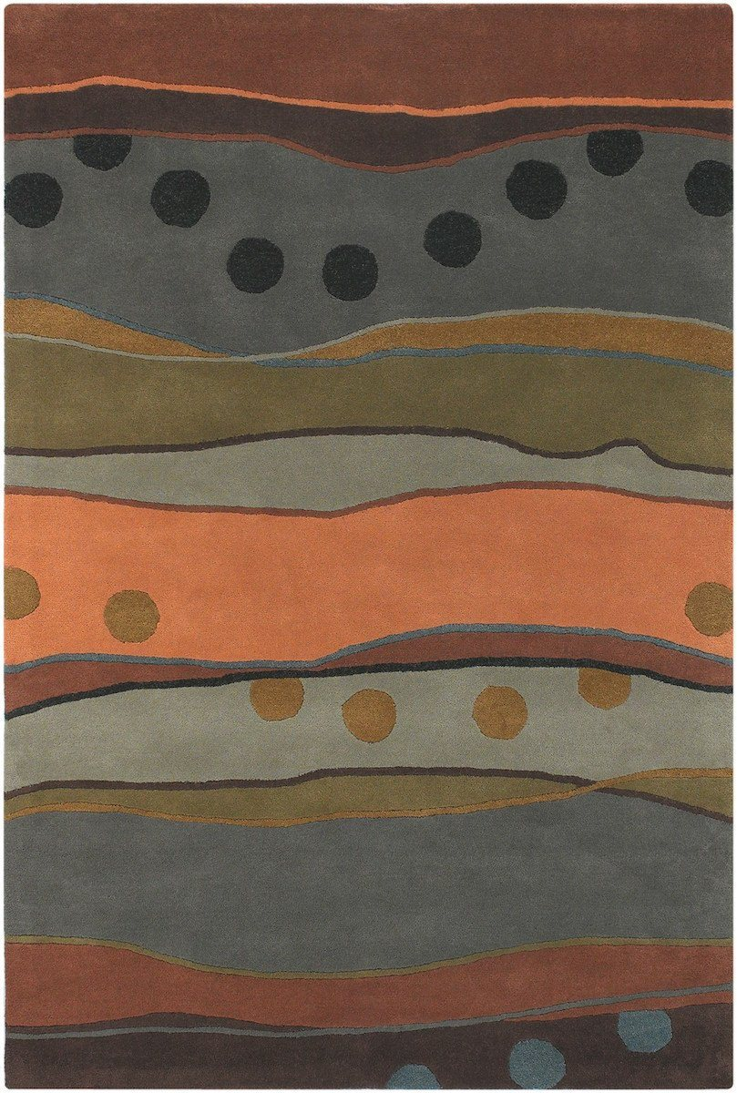 Antara 117 5'x7'6 Multicolor Rug Rugs Chandra Rugs