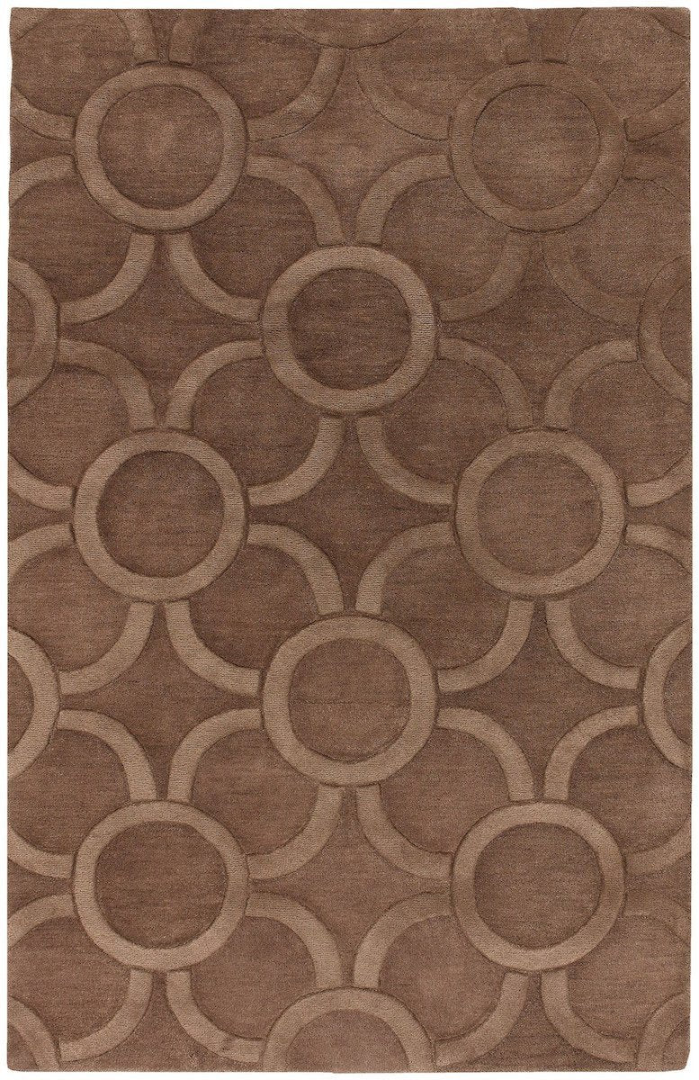 Antara 157 7'9x10'6 Brown Rug Rugs Chandra Rugs