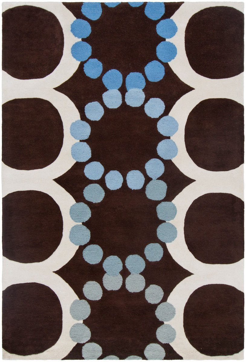 Chandra Rugs Avalisa 6111 7'9x10'6