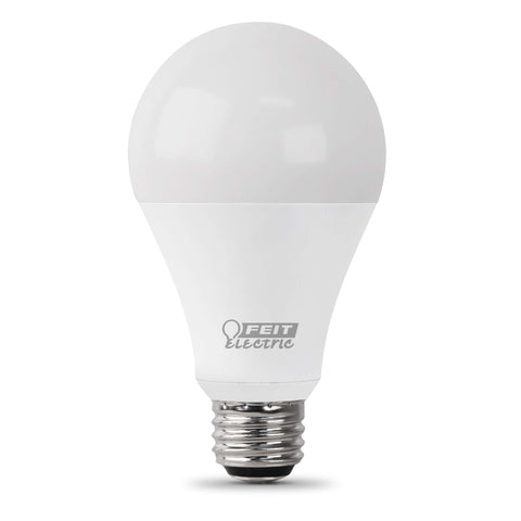 A21 High Lumen LED 150W Equivalent Bulb - 3000K - 4 Pack