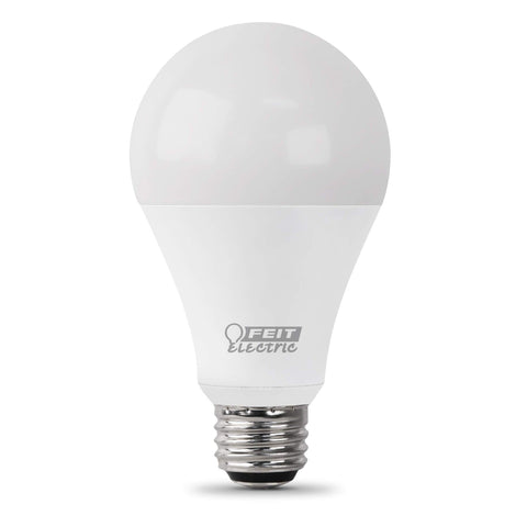 A21 High Lumen Performance LED Bulb - 150W Equivalent - 5000K Daylight Bulbs Feit Electric