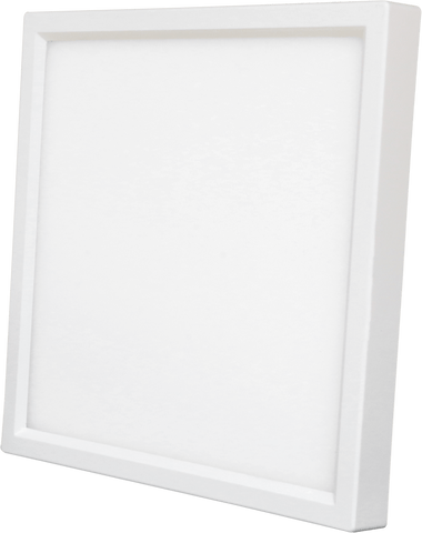 "12"" LED SlimLine Square Surface Fixture"