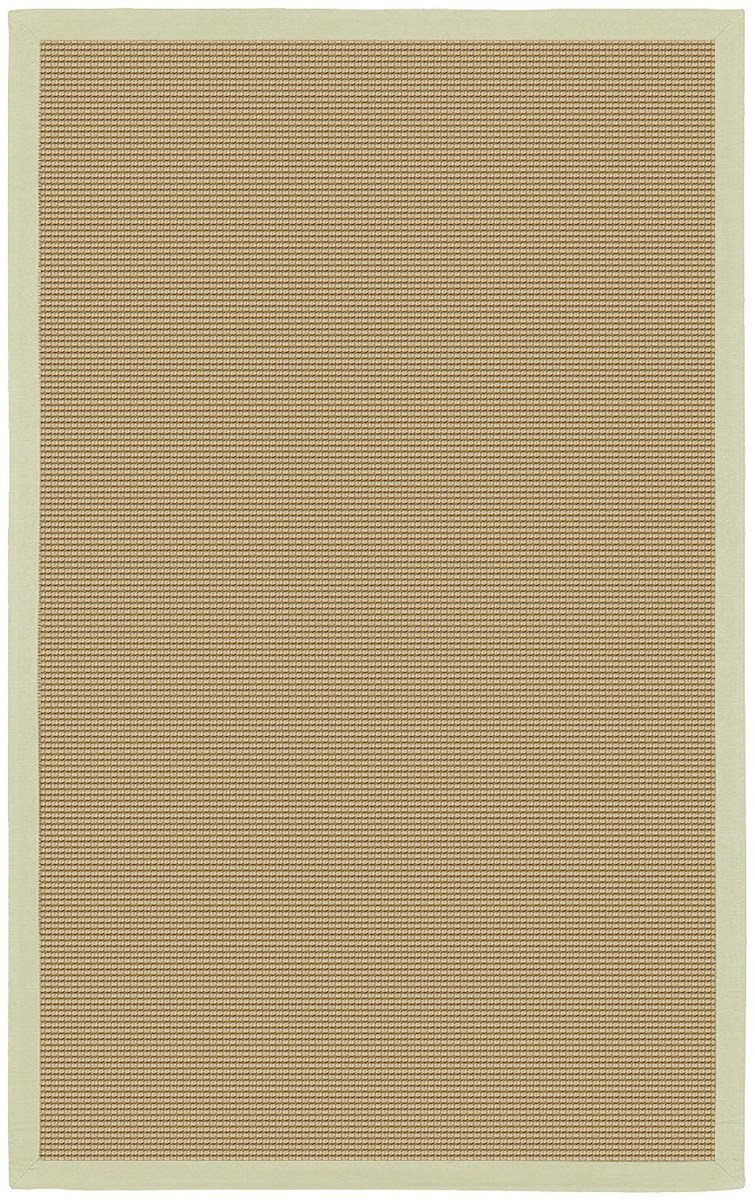Bay Collection Green 9'x13' Beige Rug Rugs Chandra Rugs