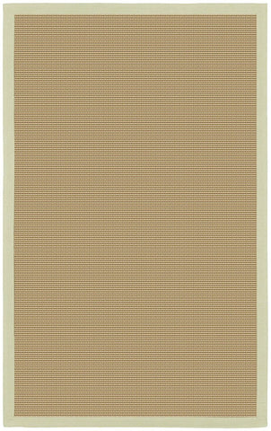 Chandra Rugs Bay Collection Green 2'6x8'