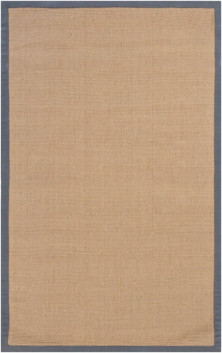 Chandra Rugs Bay Collection Grey 8'Square