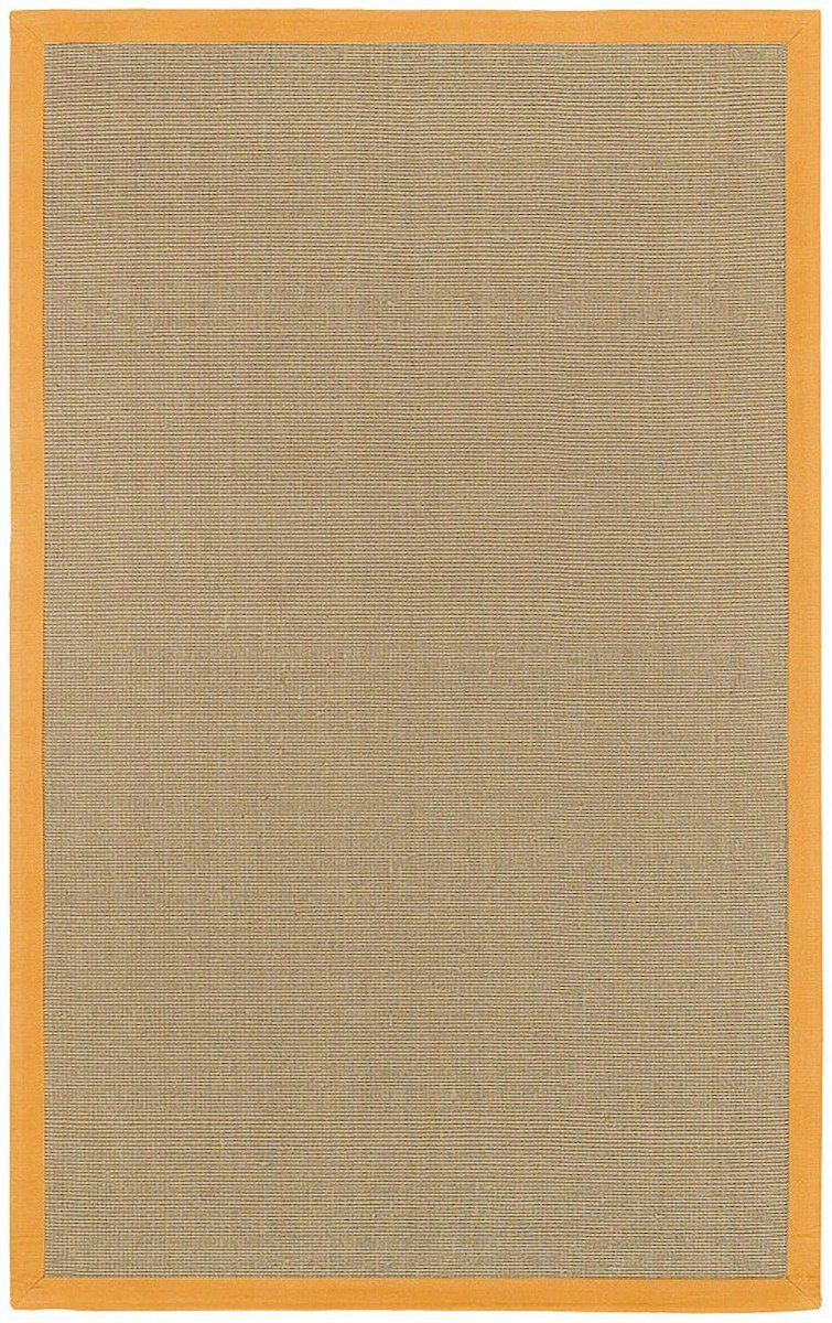 Chandra Rugs Bay Collection Orange 8'Square