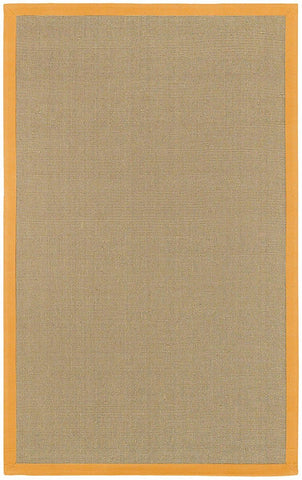 Chandra Rugs Bay Collection Orange 2'6x8'