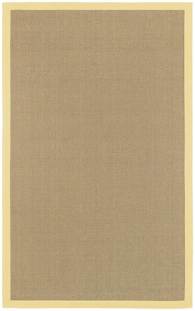 Chandra Rugs Bay Collection Yellow 8'x10'