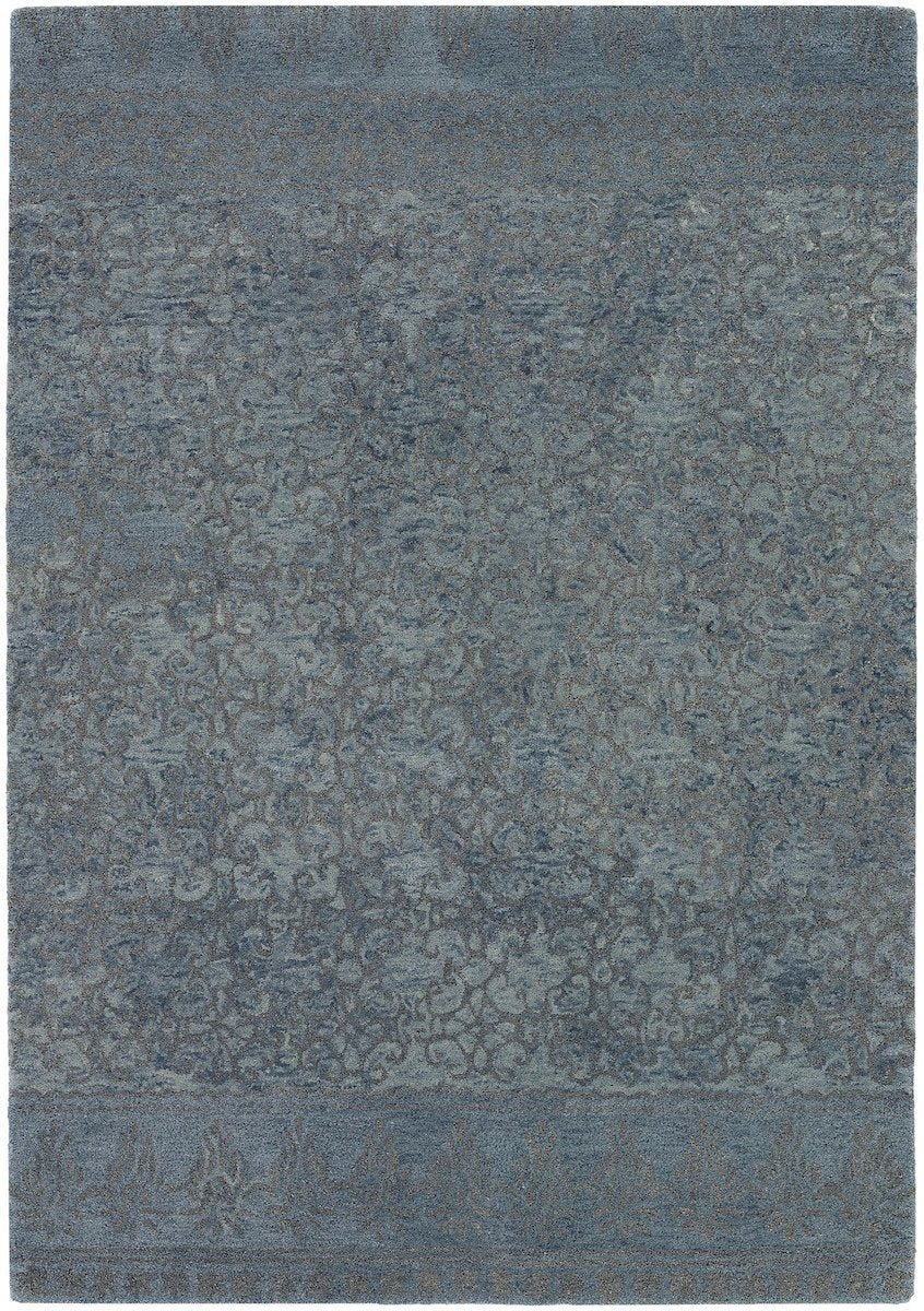 Berlow 32101 5'x7'6 Blue Rug Rugs Chandra Rugs