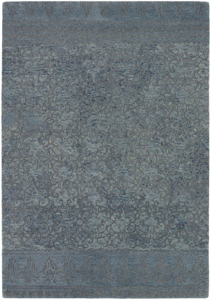 Berlow 32101 7'9x10'6 Blue Rug Rugs Chandra Rugs