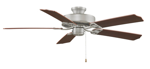 "Aire Decor 52"" Satin Nickel Ceiling Fan"