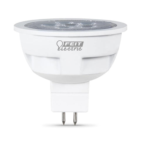 Feit Electric MR16 12 Volt Bi-Pin, Dimmable Performance LED, 75W Equivalent, 3000K