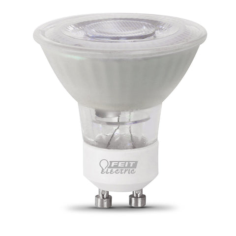 LED MR16 GU10 50W Equiv., 500 Lumens, Dimmable, Frost, 25000 Life Hours, 5000K