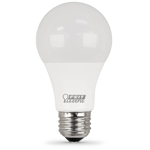 Feit Electric A19 75 Watt Equiv., LED Dimmable, Omni, 1100 Lumen, 5000K