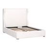 Balboa Standard King Bed - Peyton Pearl and Natural Gray