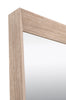 "Bevel 79"" x 48"" Framed Mirror"