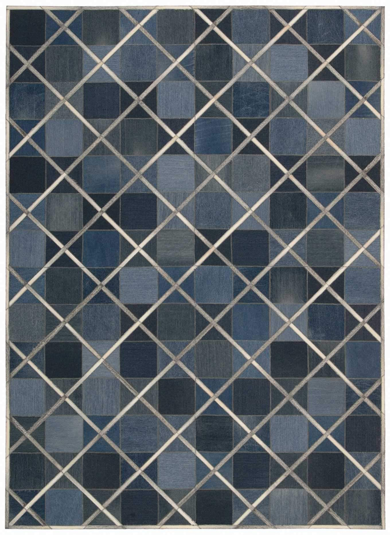 Cooper Indigo Rug - 2 Size Options Rugs Nourison 4' x 6' Accent