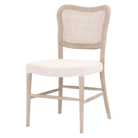 Cela Dining Chair, Set of 2 - Bisque