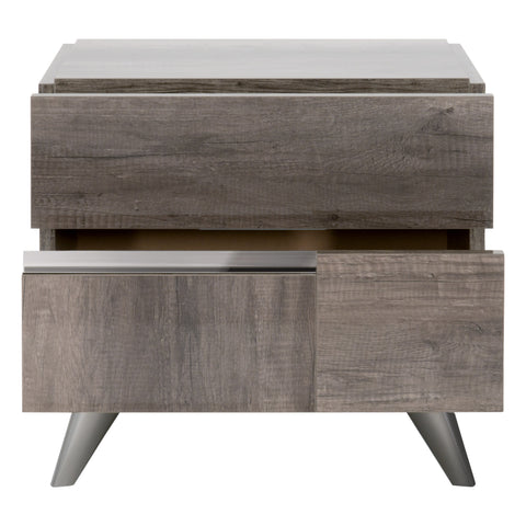 Collina 2-Drawer Nightstand