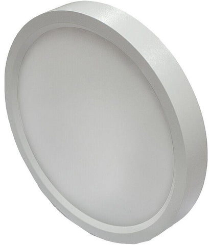 "12"" LED SlimLine Round Surface Fixture"