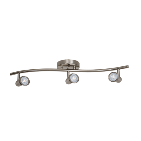 26In 3Hd Gu10 Ceiling Mount Bar Fixture Bsn