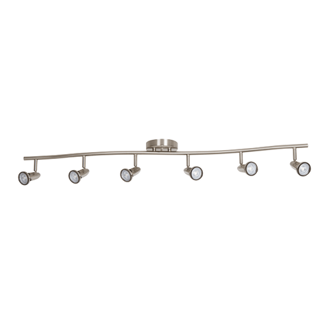 Luminance 44In 6Hd Gu10  LED Ceiling Mount Bar Fixture Bsn