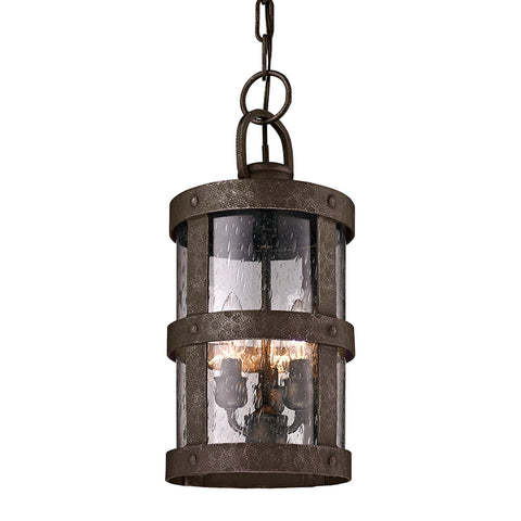 Barbosa 3 Light Hanger Medium - Barbosa Bronze Outdoor Troy