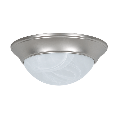 Luminance 12In 16W 3000K LED Twist-On Faux Albtr Sn