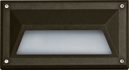 Fiberglass Recessed Brick/Step/Wall Light