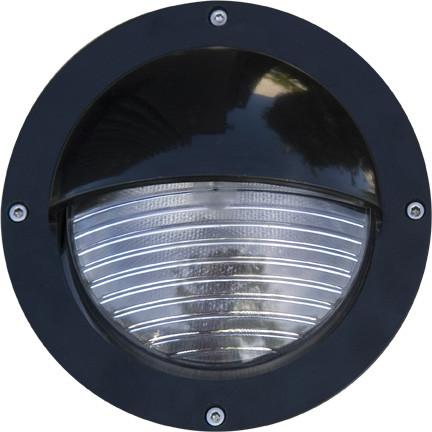 Fiberglass Adjustable In-Ground Well Light with Hood