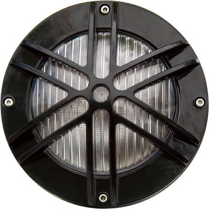 Fiberglass Adjustable In-Ground Well Light with Star Grill Outdoor Dabmar