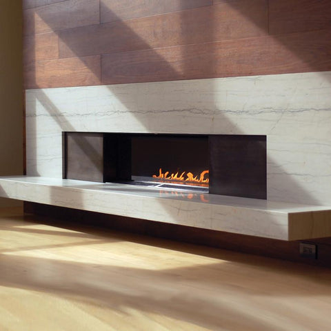 Spark Fire Ribbon Direct Vent  4ft - Natural Gas