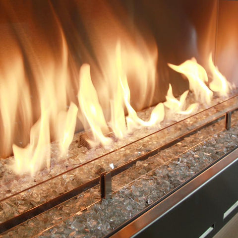 6ft Fire Ribbon Outdoor - Natural Gas